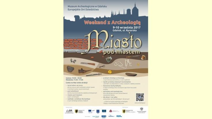 Weekend z Archeologią