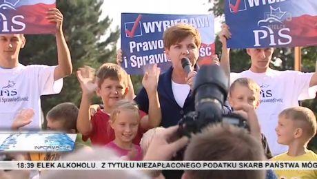 Polska jest jedna. Beata Szydło odwiedzi świętokrzyskie