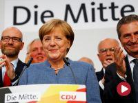 """""""Efekt Merkel nie zadziałał, więc ona w jakimś sensie także jest przegraną"""""""