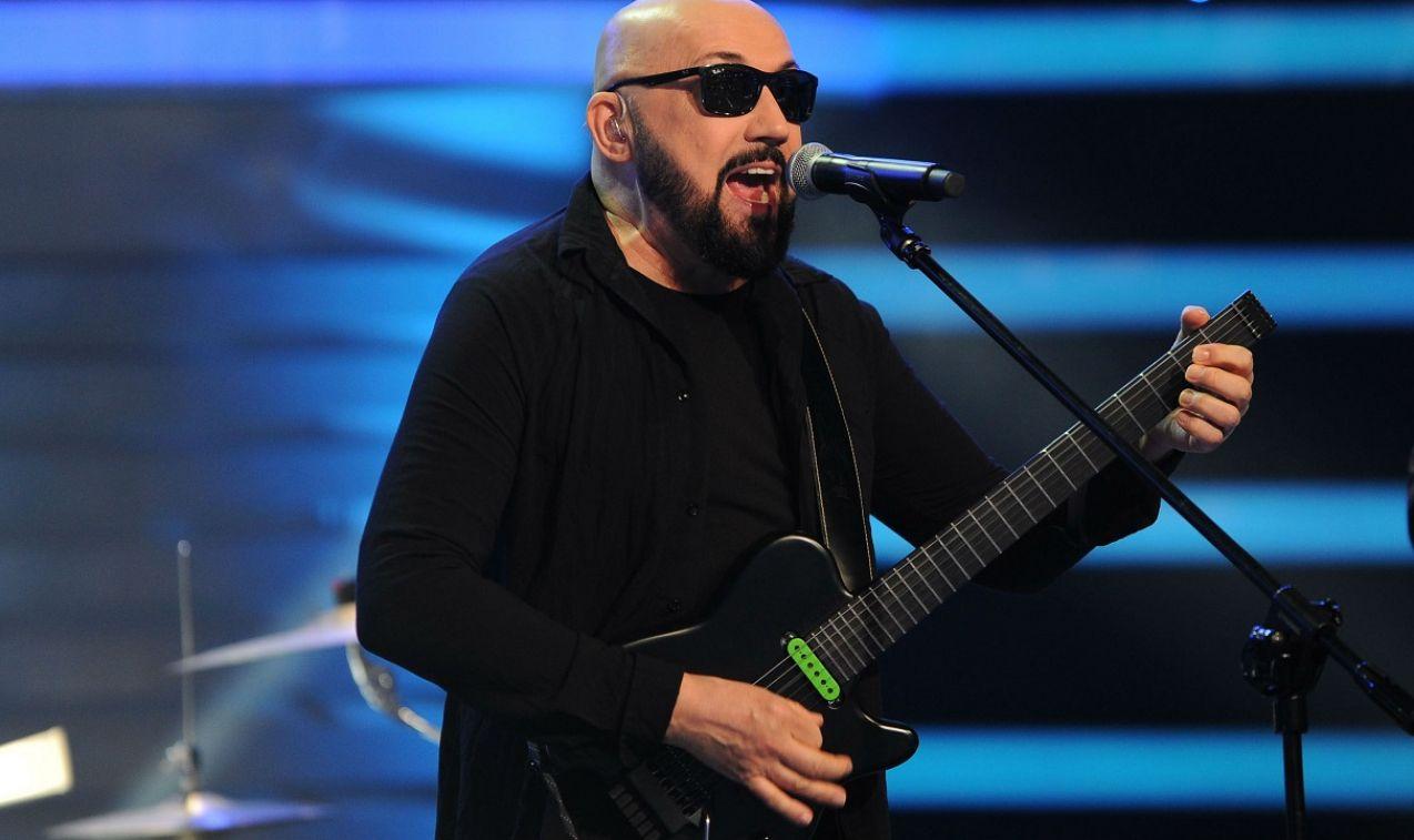Gwiazdą muzyczną wieczoru był Grzegorz Skawiński (fot. Natasza Młudzik)