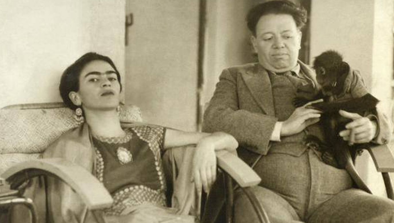 (fot. fb/Frida Kahlo)