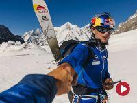 Bargiel zjeżdża na nartach z K2. Pierwszy taki wyczyn w historii