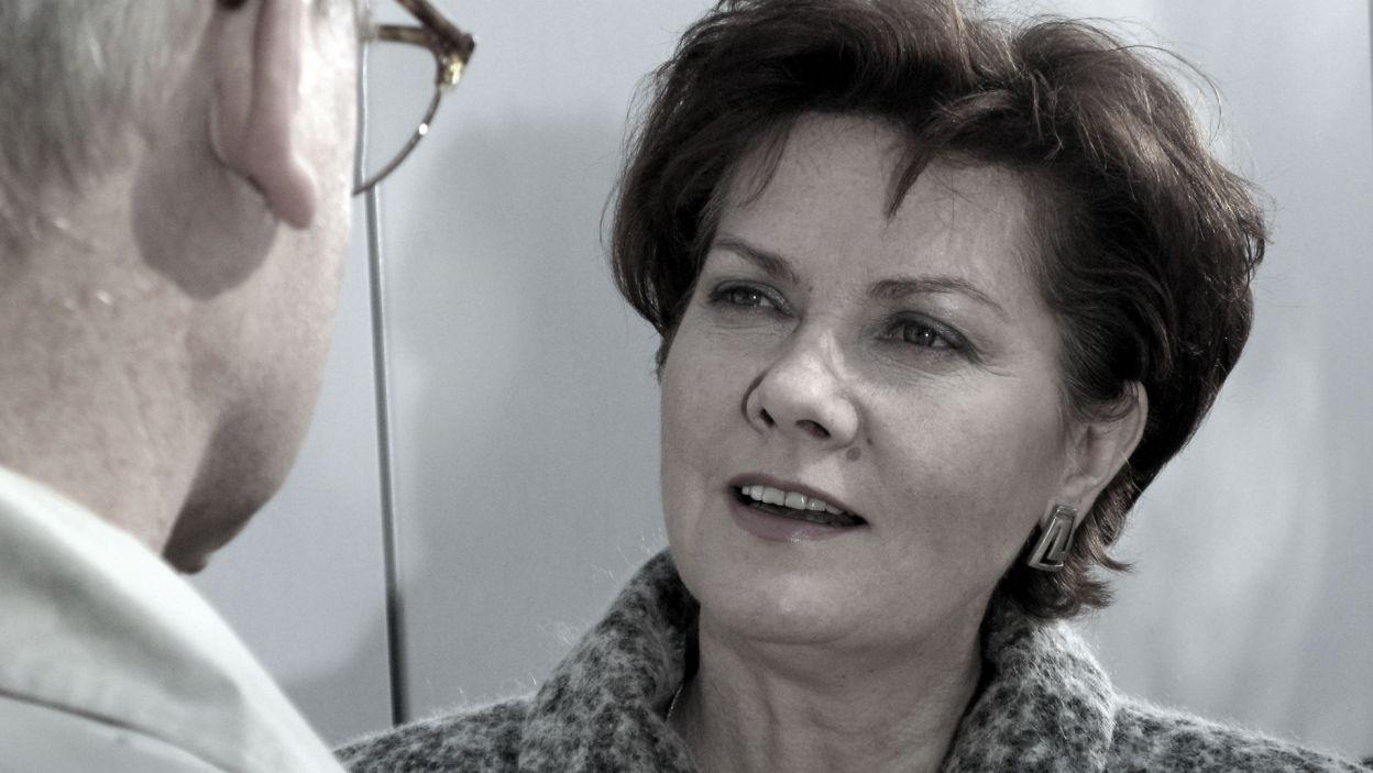W lutym pożegnaliśmy też Agnieszkę Kotulankę (fot. TVP)