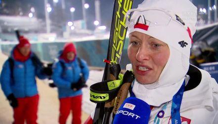 Weronika Nowakowska: na treningu odcięło mi prąd