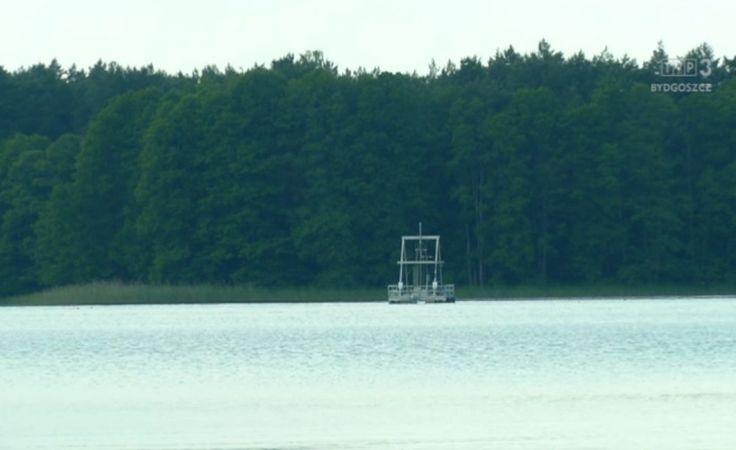 Jezioro Gościąż koło Włocławka to prawdziwy fenomen