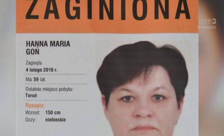 Zaginęła Hanna Goń z Torunia
