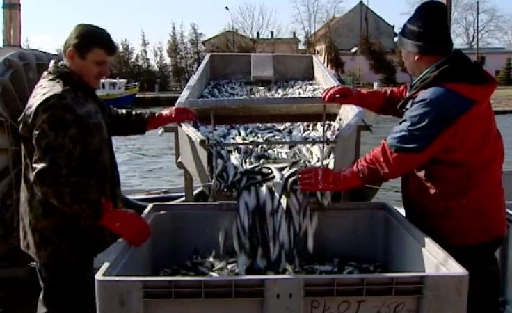 Rozmawiali o problemach rybaków. Wśród nich zmiany w przepisach