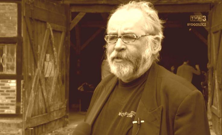 Yach Paszkiewicz zmarł 13 grudnia