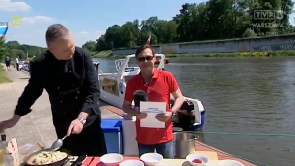 ,,Temat Rzeka z Kędzierzyna- Koźla-Backstage