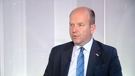 09.06.2017, Konstanty Radziwiłł – minister zdrowia
