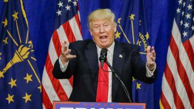 Świat nieprzedstawiony – Szalony świat Donalda Trumpa