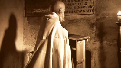 Ukryte skarby: Sieja, taniec śmierci, eremici i bisior z wigierskiego jeziora