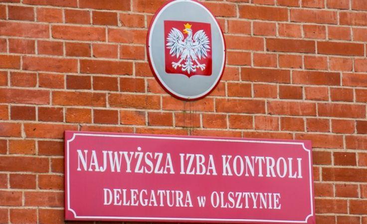 Olsztyńska delegatura NIK skontrolowała działalność władz gminy Orneta.