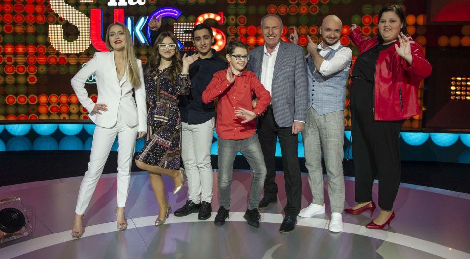 Z piosenkami legendarnej artystki zmierzyło się siedmioro uczestników (fot. TVP)