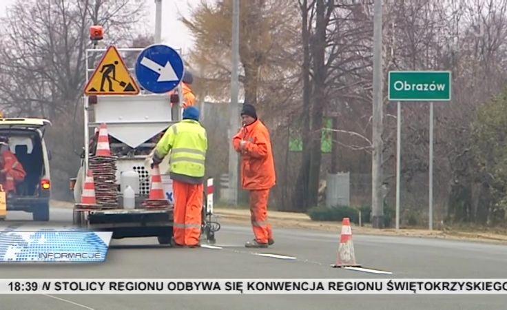 Kończy się remont drogi do Sandomierza