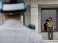 Eksplozja na silnie strzeżonej granicy dzielącej Koree. Wybuchła mina?