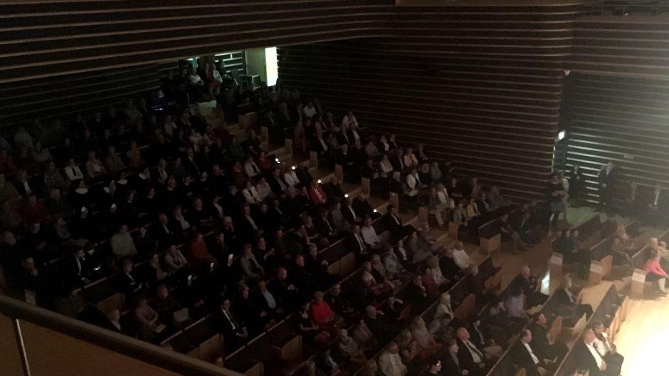 """Premiera filmu """"Objawienia Gietrzwałdzkie"""" Joanny Warechy w olsztyńskiej filharmonii"""