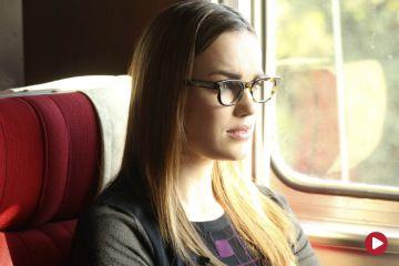 Wcieleniówka w pociągu