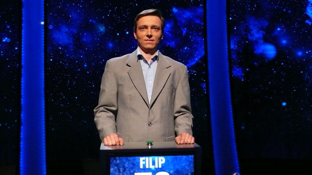 Filip Zombirt - zwycięzca 8 odcinka 100 edycji