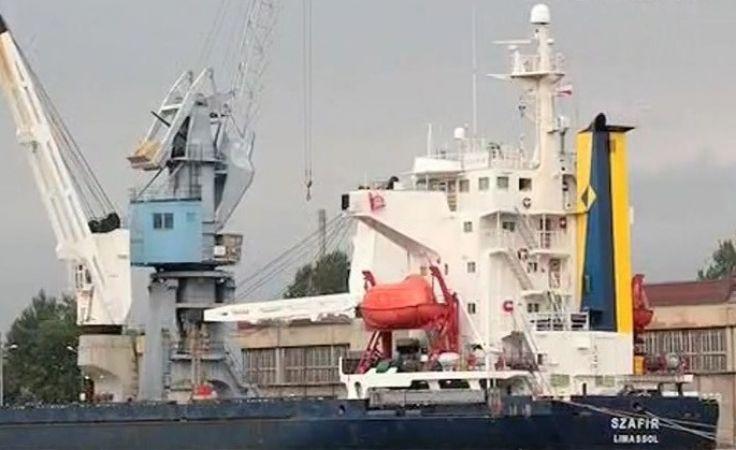 Porwanie załogi statku