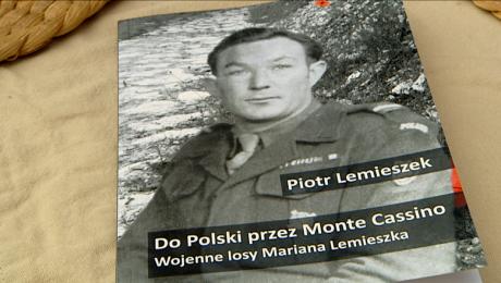Książka o bohaterze spod Monte Cassino – Marianie Lemieszku