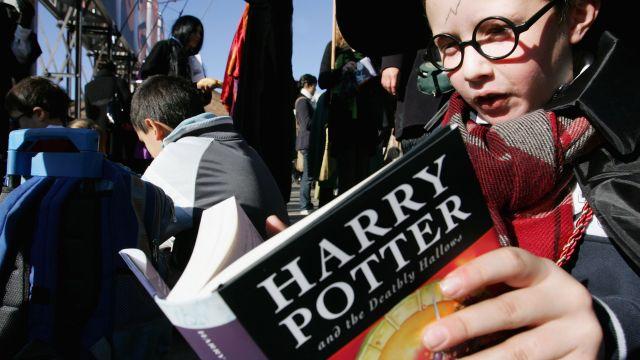 Nowości ze świata Harry'ego Pottera