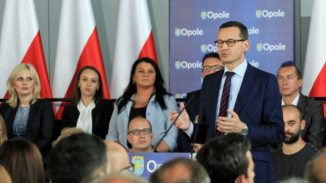 Morawiecki: Chcemy rozgrzać polską gospodarkę