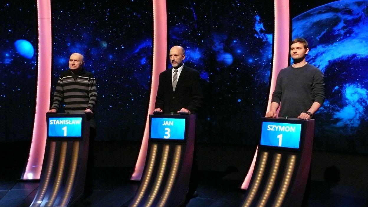 Męskie grono finalistów uzupełnili Stanisław Gajos i Jan Chwalewski