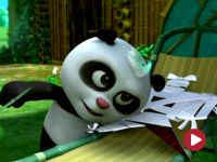 Krecik i Panda, Wybawca latawca