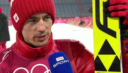 Kamil Stoch: moje skoki mogą być jeszcze lepsze