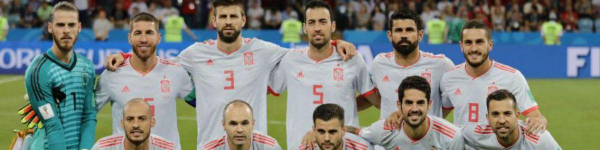 Mundial 2018: Hiszpania - Maroko