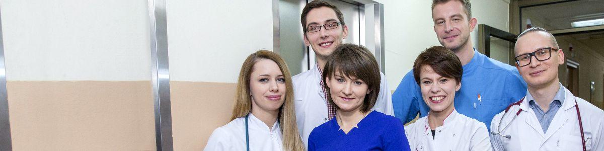 Młodzi lekarze powrócili