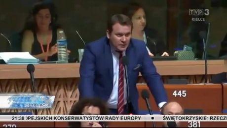 Tarczyński wiceprzewodniczącym frakcji