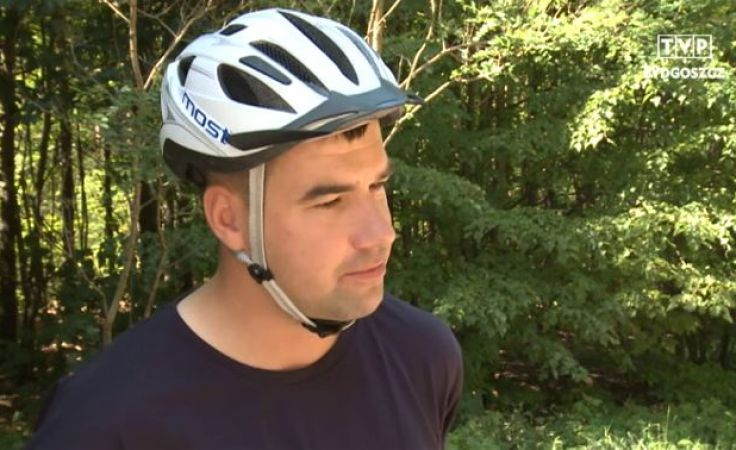 W 3  tygodnie chce przejechać Polskę rowerem wszerz i wzdłuż