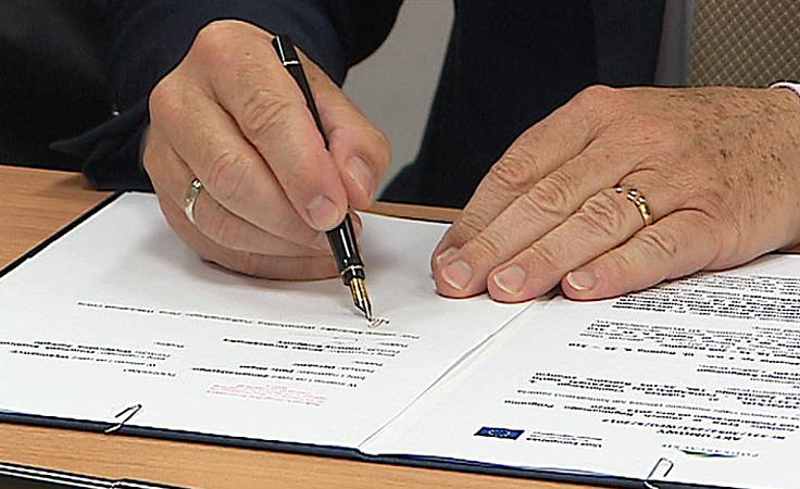 Podpisana umowa na kolejną inwestycję drogową w Sanoku