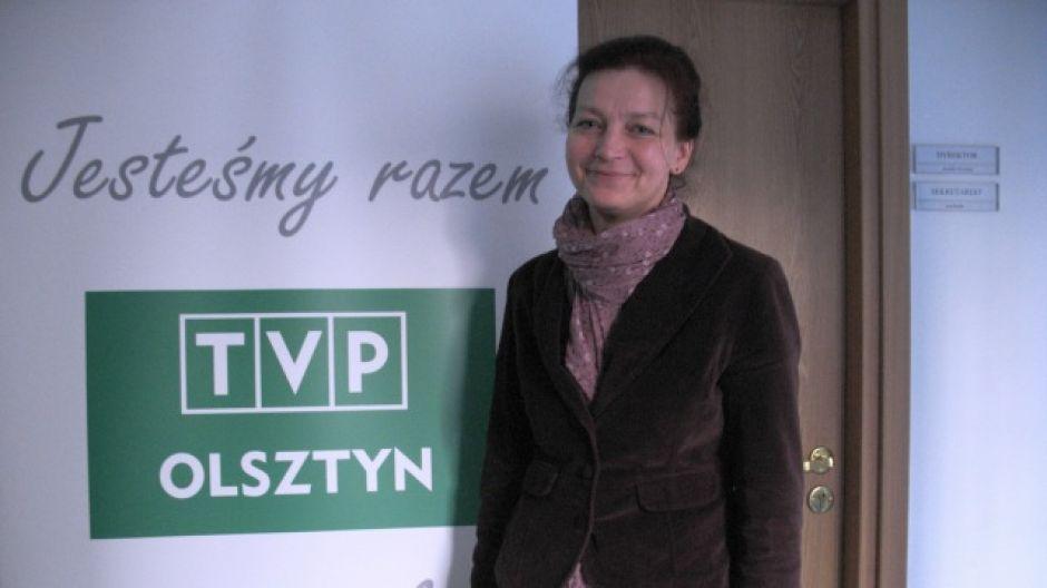 Joanna Glezman, pełnomocnik marszałka ds. współpracy z organizacjami pozarządowymi.