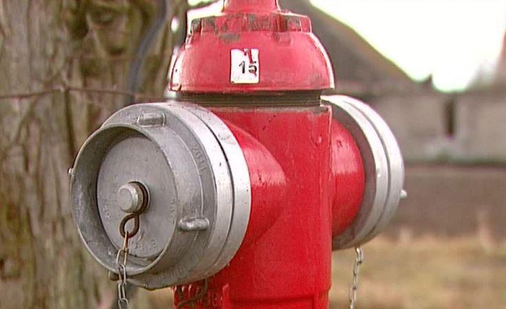 Hydranty bezużyteczne w walce z pożarem