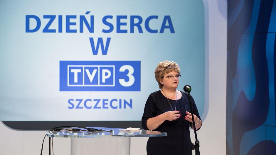 Hanna Borowiak - Prezes Zachodniopomorskiej Okręgowej Izby Aptekarskiej w Szczecinie