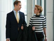Kaszuba składa Laurze interesującą propozycję (fot. M. Wiecha/ TVP)
