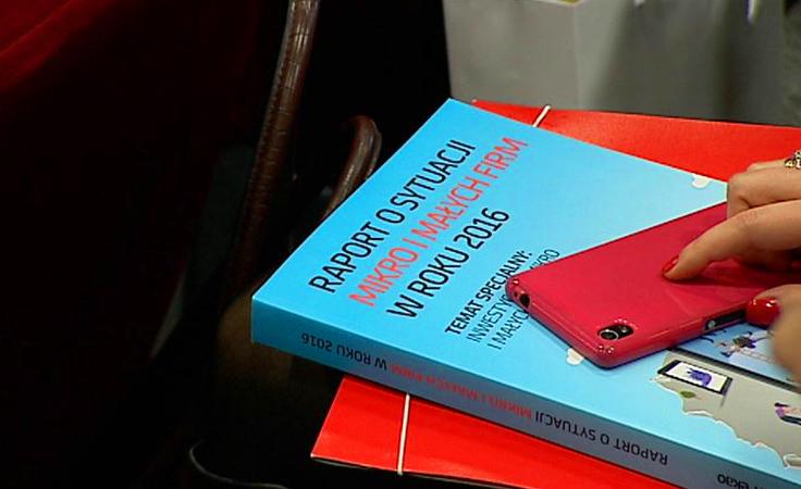 Raport na temat mikro i małych przedsiębiorstw