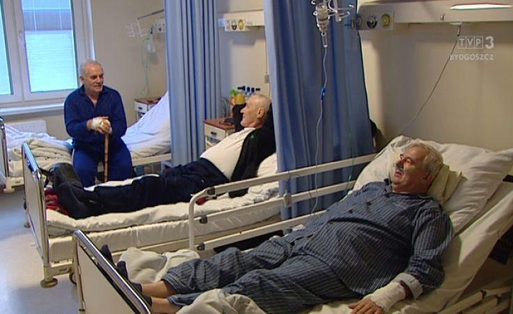 Coraz więcej mieszkańców regionu choruje na nowotwory złośliwe