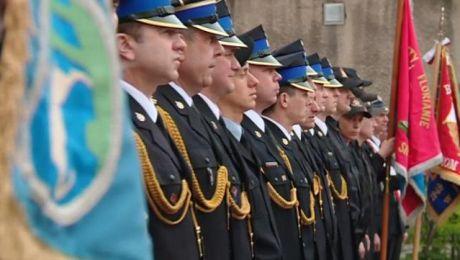 Obecnie w Ełku służy prawie 60 strażaków zawodowców.