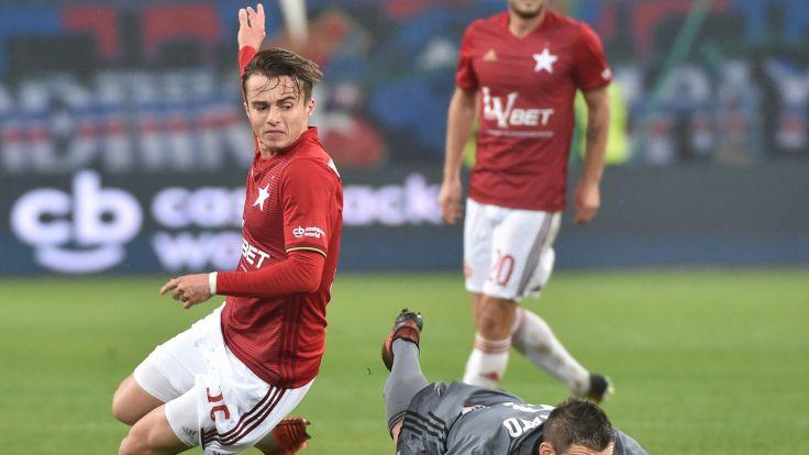 Ekstraklasa piłkarska: Wisła Kraków - Legia 0:1 (fot. PAP/Jacek Bednarczyk)