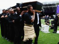 Nowa Zelandia pożegnała Lomu. Ostatnia haka