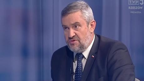 Jan Krzysztof Ardanowski - minister Rolnictwa i Rozwoju Wsi