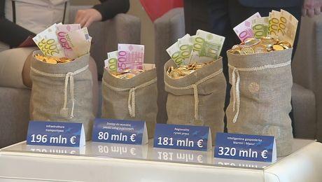 Jak podzielić prawie dwa miliardy euro?