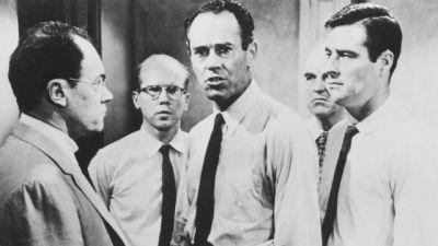 Filmy, które zmieniły Amerykę - Dwunastu gniewnych ludzi