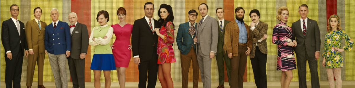 "7. sezon serialu ""Mad Men"" w TVP Kultura"