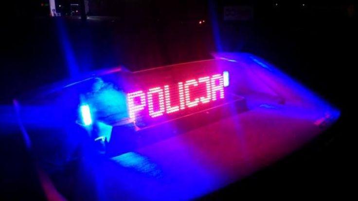 Agresywni mężczyźni zostali zatrzymani przez policję