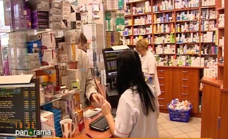 Brakuje leków w aptekach